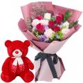 buy flowers and bear in cebu city