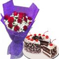buy flowers with cake in cebu
