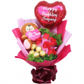 Send Chocolates Bouquet to Cebu City Philippines