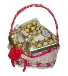 Ferrero Lover Basket  Online Order to Cebu Philippines