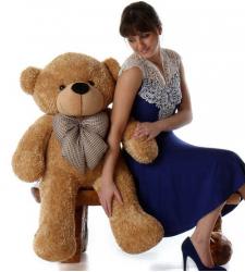3 Feet Brown Teddy Bear to Cebu Philippines