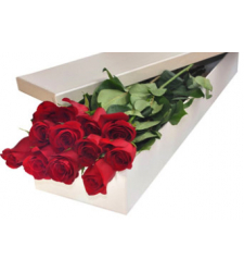 send 12 red roses in box to cebu in philippines