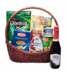 Holiday Grocery Gift Basket - 03