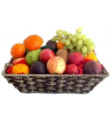 Elegant Fruit Basket Online Order to Cebu