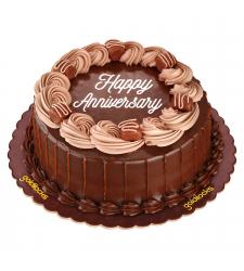 Anniversary Double Dutch Cake by Goldilocks