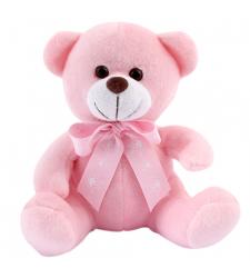 """8"""" Inch Pink Teddy Bear"""