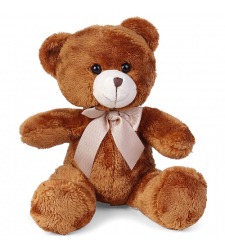 "8"" Inch Browne Teddy Bear"