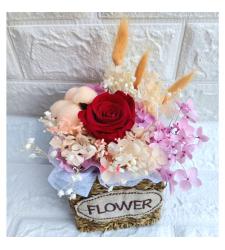 A Beautiful Floral Arrangement