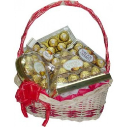 ferrero lover basket send to cebu